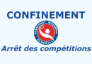 Suspension des compétitions :